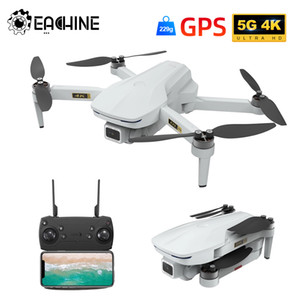 Eachine EX5 RC Quadcopter 30mins Flight Time MINI Selfie Drone 5G WIFI FPV GPS With 4K HD Camera Brushless Motor Foldable Dron