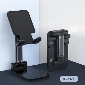 Support de support de téléphone portable de bureau T9 Porte-bureau pour iPhone Samsung Xiaomi Mobile pour IPAD Tablet Bureau titulaire