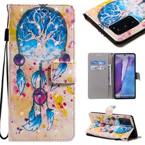 3D Bling Flower Wallet Leather Case For Iphone 12 MINI PRO Max Samsung NOTE 20 Ultra S20 Plus A51 A71 Cartoon Butterfly Strap Stand ID Cover