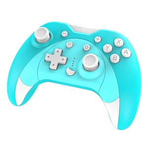 Wireless Gamepads Bluetooth Game Controller With Vibrating Six-axis For NS PS3 Gamepads PC Android Wired Controller