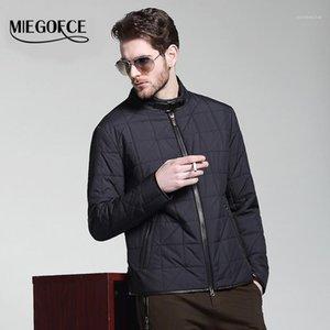 MieGofce 2016 Giacca da uomo di primavera maschile Uomo Uomo Outwear Giacche a vento Giacche da uomo di alta qualità Giacche e cappotti Parka1