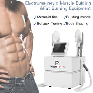 HI-EMT high-intensity EMSlim machine EMS Muscle stimulatior electromagnetic fat removal body shaping hiemt beauty equipment slimming machine