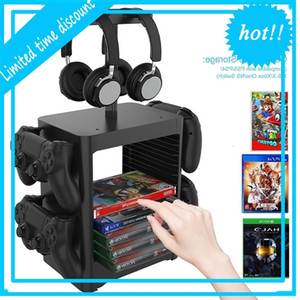 PS5 PS4 Nintendo Switch Console Accessories Case Storage Stand Nintendoswitch Game Cd Disc Joycon Pro Controller
