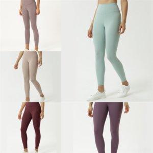1FPH Ladies'ronted High-Way-Waist Hip Stretch Plus Gunking Yoga Pant Donne Donne Donna Undedantants Size Petite Fitness Yoga Pants Leggings Sport per
