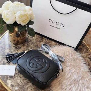 Дизайнерские сумки SOHO диско сумки натуральная кожа кисточка на молнии сумки женщин поперечины сумка дизайнерская сумка 308364