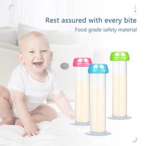 100ml 모유 우유 저장 병 표준 구경은 표준 유방 펌프 1에 연결할 수 있습니다.