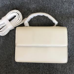 Luxurys 디자이너 가방 사무실 jitney 핸드백 토트 흑백 줄무늬 가방 지갑 여성 숄더백 낙서 크로스 바디 가방