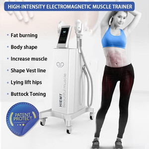 Free shipping 2020 New HIEMT Body Sculpting Machine Fat Removal Cellulite Reduction Emslim EMS Sculpt