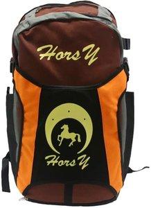 UNISTRENGH Cavalo Professional Bota de Equitação Bag Helmet Bag pai-filho Equestre Equitação Backpack com chapéu Compartimento