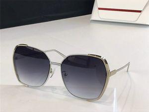 Lunettes de soleil 2028 Ladies Fashion Lunettes de soleil Top métal Full Frame Revêtement anti-UV miroité Plein cadre plaqué cadre de haute qualité avec la boîte