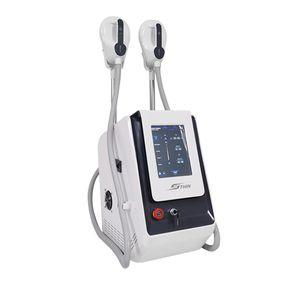 Portátil EMS Sculpt Peso Reducir Aumentar Músculo EMS-SCUPT TRATAMIENTO MÚSICA ELECTROMAGNÉTICO MUSCLEO ESTIMULAR MÁQUINA DEL CUERPO EMS-SCUPLT MÁQUINA