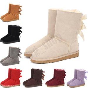 UGG Snow boots Crianças 2019 Sapatos de Grife de Malha Respirável Sapatos de Basquete Das Crianças Chaussures Enfant Run Sport Meninos Meninas Formadores sapatos Tamanhos 28-35