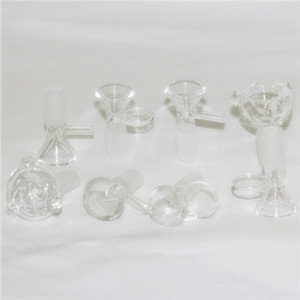 14mm 18mm Glass Ash Catchers With Glass Bowls 45 90 Degrees Ashcatcher Ash Catcher Percolators For Glass Water Bongs Oil Dab Rigs
