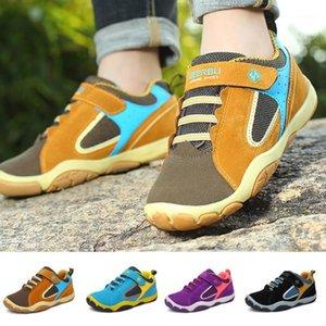 2021 Nova Hot Casual Moda Fashion Shoes de Lazer de Crianças Respirável Meninos e Meninas Sapatos Sneaker 8291