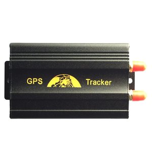TK103A TK103 Car GPS Locator Quadband Vehicle Car GPS GSM Tracker Real Time Free Online Platform Tracking Device