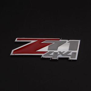 3D-ABS Auto Logo Z71 4X4 Autofirmenzeichen Z71 Autoaufkleber Modified