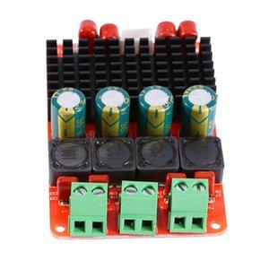 1Piece TPA3116 50W 2 Двухканальный аудио усилитель Модуль совета PBTL High Power Amplifier DC 12V 24V AMP