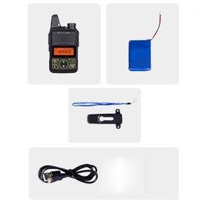 Baofeng BF-T1 Mini Baofeng T1 USB Kids Walkie Talkie Kind HF Transceiver 400-470MHZ Tragbare 20 Kanäle 0.5W-3W 3km-5km Onleny1