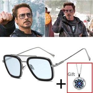 2020 Moda Uçuş 006 Stil Güneş Gözlüğü Erkekler Kare Havacılık Marka Tasarım Güneş Gözlükleri UV4001
