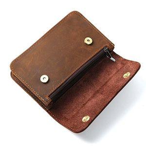 HBP AETOO Crazy Horse кожаный мужской и женский мобильный телефон сумка брюки ремень портативный кошелек верхняя кожа рука