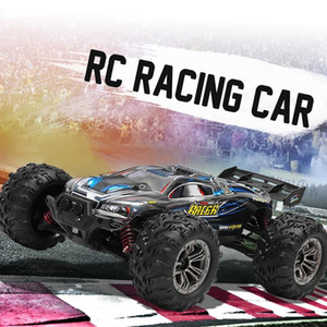 Xinlehong 9136 1:16 2. Rc Racing Cars  h Bigfoot Off-road Truck Vehicle RTR Toy VS XINLEHONG 9125 Gifts Boy LJ200919