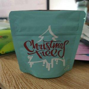 WMTJGA Noel Yerel Mylar Çanta Ağacı Çocuk İlaçlı Yerler Koku Geçirmez Çanta Proof Bdesports FSDDL