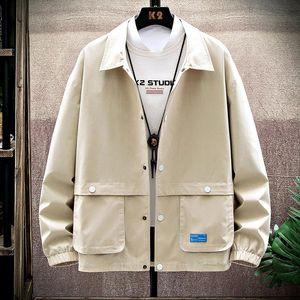 Chaquetas de hombre Chaqueta de moda Bomber Casual Wild Sportwear Simple Hombres con capucha Zipper Outwear G24