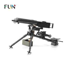 Lejiamin 24 Markham Heavy Machine 1: 6 Сборка 4D военного науки Образование пистолет модель игрушки и подарки