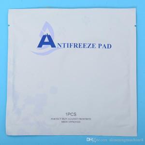 2021 Antifriz Membranları Aksesuarları Parçaları Cryolipolysis Zayıflama Makinesi Yağ Donma Tedavisi için Membran Kriyoterapi Yağ Donma Tedavisi 26 * 39 cm Boyutu 70g