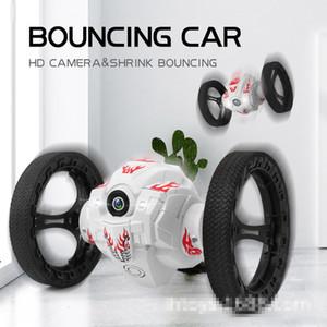 كهربائي التحكم عن بعد ترتد سيارة HD الفيديو واي فاي التحكم حيلة سيارة الصوت والضوء الكهربائية ألعاب الأطفال الغريب