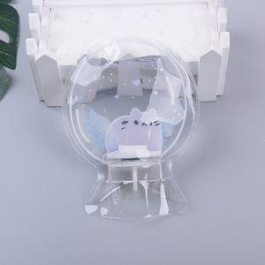 Rodada Mini Mão Transparente PVC Garrafa de Água Quente Pequena Preencha Bolsas Quentes De Água Quente Unicórnio De Água 151 G2