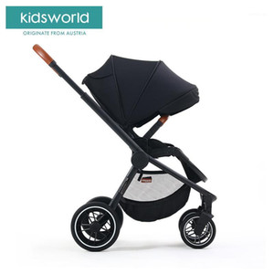 High-end quality Kidsworld Baby Light Foldable, Sitting, Lying High Landscape, Two-way Baby Hand Umbrella stroller1