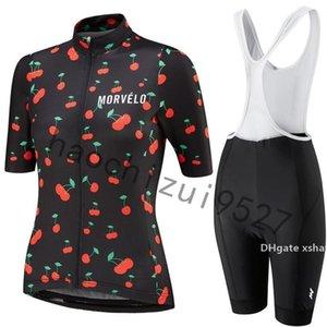 Le donne corto di alta qualità di moda corte ciclismo Jersey Set Estate Mtb vestiti della bicicletta 9 quinquies Gel Pad BIB Bike i vestiti Cycle Sportswea
