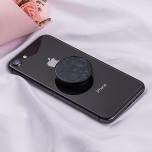 Creative star dazzle color mobile phone universal winding device holder cell phone holder finger grip for Huawei for iPhone