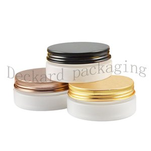 50X50ml empty frosted plastic bottle jars containers with for storage,frosted cream tin skin nail art