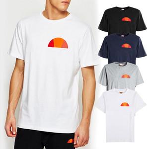 20SS Mens Brand Men T shirt Fashion mens Casual t shirt French Street Shorts Sleeve Clothing High Quality tshirt ES5896