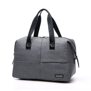 High Quality Waterproof Oxford Cloth Gym Bag Men High-capacity Handbag For Profession Fitness Sports Training Travelling Bag