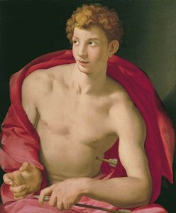 Agnolo Bronzino Sebastian Home Decor Handpainted & HD Print Oil Painting On Canvas Wall Art Canvas Pictures 201025