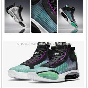 Xxxiv Eclipse Bred 2020 Blue Jumpman Void 34 Basketball Shoes 34s Bq3381 -103 -100 -400 -001 -800 Flight Women Trainers Sport Sneaker