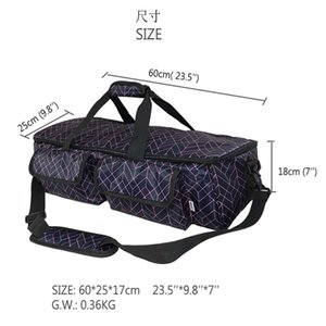 Tool Carrying Case Shockproof Cutting Machine Supplies Travel Bag for Explore Air 2, Cricut Maker, Silhouette08