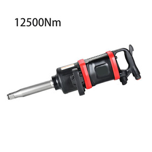 1 inch Heavy duty Pneumatic Wrench 12500Nm Pneumatic Spanner powerful air Impact torque wrench Torsion truck Tire Removal Tool