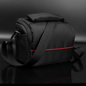Sac boîtier étanche Sac bandoulière photo pour Canon EOS 200D 1300 Nikon Sony Olympus Panasonic FujiFilm les appareils photo reflex