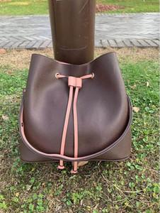 Wholesale Orignal Real Leather Fashion Famous Shoulder Bag Tote Handbags Presbyopic Shopping Bag Purse Messenger Bag Neonoe