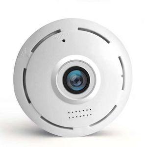 v380pro 960P Wireless Ip Camera Surveillance Videcam Wifi Panorama Camera Security Lamp Panoramic Bulb CCTV Video