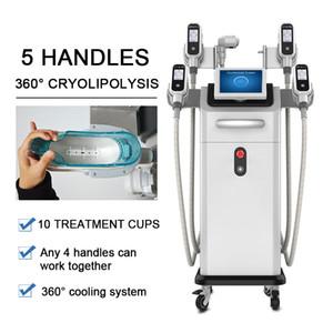 Cryolipolysis Fett Fett reduzieren Einfrieren Weight Loss-Maschine Körper schlank Minidoppelkinn Schönheit Ausrüstung Gefrieren