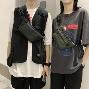 Waist Bag for Men Bolso De Pecho Hombre Sac A Main Sac Moto Tasche Banane Homme Bag for Men bolso Hombre Heuptas Heren