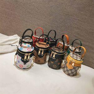 Mode de luxe Sacs à main sac enfants sac à main mignon sac à bandoulière épaule sac besace filles cadeau Porte-monnaie