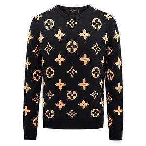 estrenar de la manera suéter para hombre del suéter del O-Cuello Slim Fit Puentes Knitred de lana de invierno suéter a rayas hombres de la moda