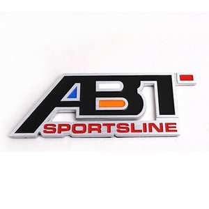 Golf 7 CC Car Grille Emblem ABT Emblem ABT SPORTLINE Auto Nameplate