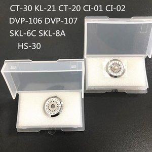 22 * 4 * lâmina de substituição do cutelo de fibra óptica de 2mm para CT-30 KL-21 CI-01 CI-02 DVP-106 DVP-107 SKL-6C SKL-8A HS-30 Cutelo de fibra